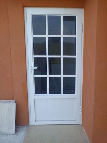 puerta s 1400 a cuadros herreria y aluminio san pablo