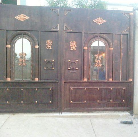 Fotos de puertas y portones modernos